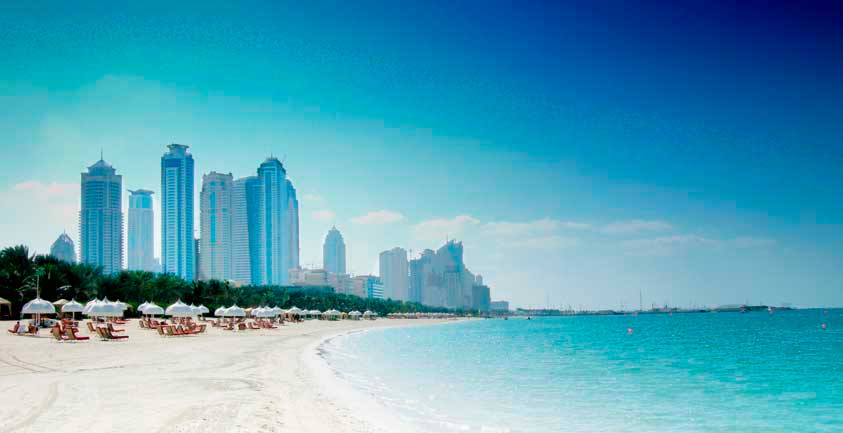 Dubai is a beautiful city full of must-see attractions worth to visit.